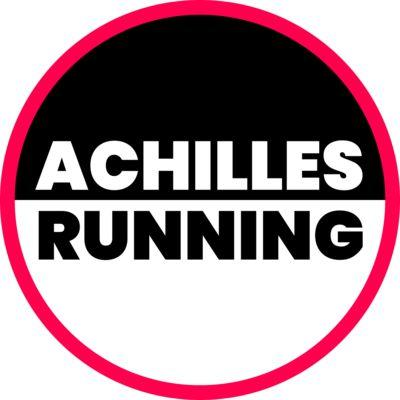 Achilles Running Podcast Cover