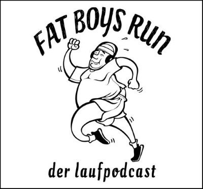 Fat Boys Run der Laufpodcast Cover