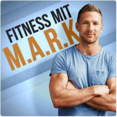 Fitness mit MARK Fitness-Podcasts Cover