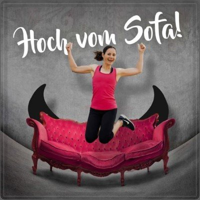 Hoch vom Sofa Fitness Podcast Cover
