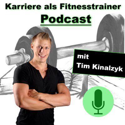 Karriere als Fitnesstrainer - der Fitness-Podcast für Trainer im Sport- und Fitnessbereich