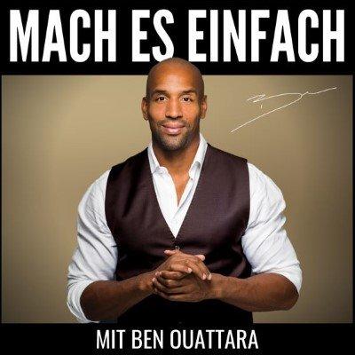 Mach es einfach Ben Outtara Fitness- und Erfolgs-Podcast Cover