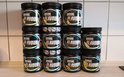 Royal Flavour Collection von Supplement Union
