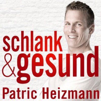Schlank und gesund der Abnehm-Podcast mit Patric Heizmann