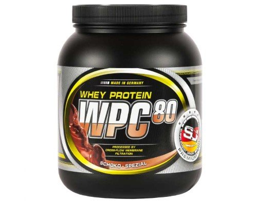 Supplement Union WPC 80 Whey-Konzentrat bei Bodybuilding Depot