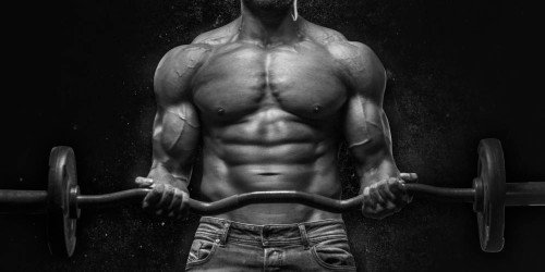 Massephase zum Muskelaufbau Training