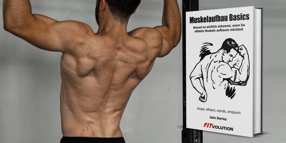 Muskelaufbau Basics - Muskeln aufbauen ohne Deine Zeit zu verschwenden