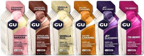 Nahrungsergänzungen für Sportler - GU Energy Gels