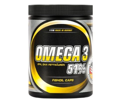 Omega 3 Fischöl-Kapseln von Supplement Union zur Nahrungsergänzung