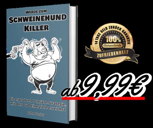 Schweinehund-Killer-Preisbanner