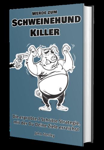Werde zum Schweinehund-Killer Cover Sidebar