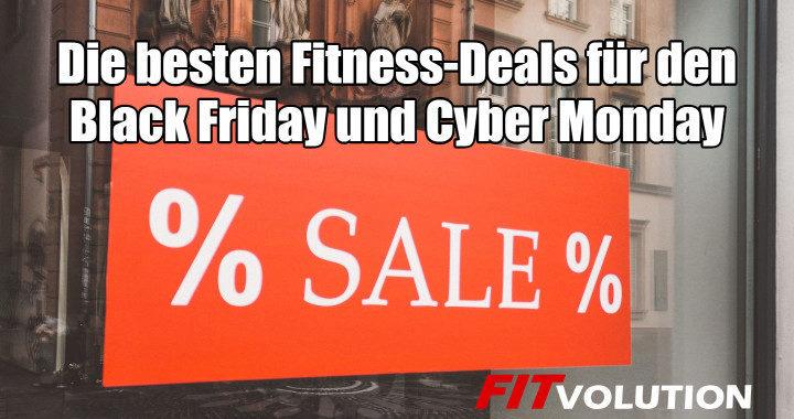 Die besten Fitness-Deals für den Black Friday und Cyber Monday