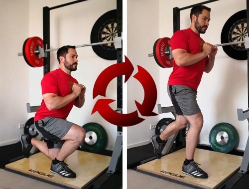 Die besten Fitnessübungen für zuhause und unterwegs Bodyweight-Splitsquat