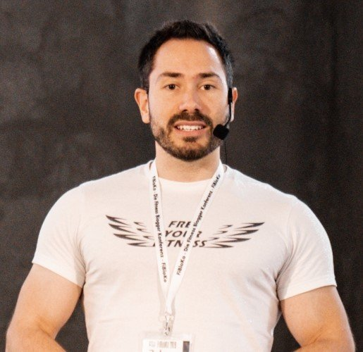 Jahn Sterley - Gründer von Fitvolution - Fitness für Vielbeschäftigte - Profilbild