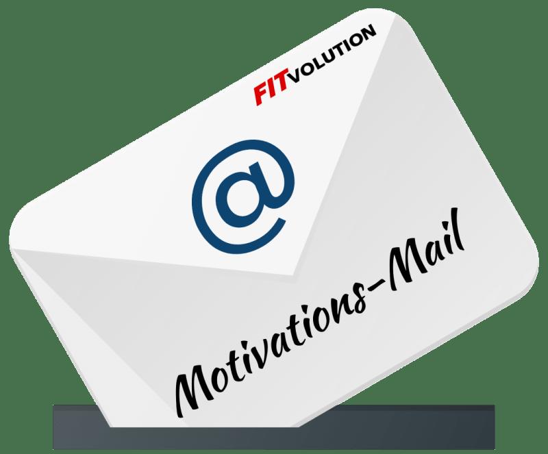 Fitvolution Newsletter Motivationsmail