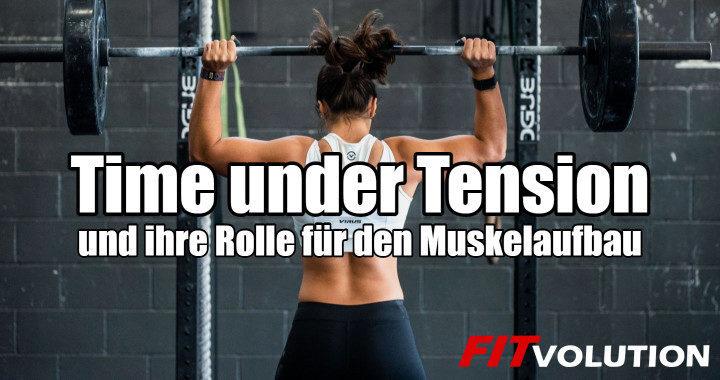 Time under Tension - welche Rolle spielt sie wirklich für den Muskelaufbau